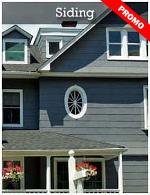 Complete Siding and Exterior Paint Package